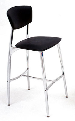 Arc Stool All Upholstered