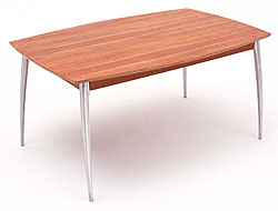 Arc Wood Dining Table